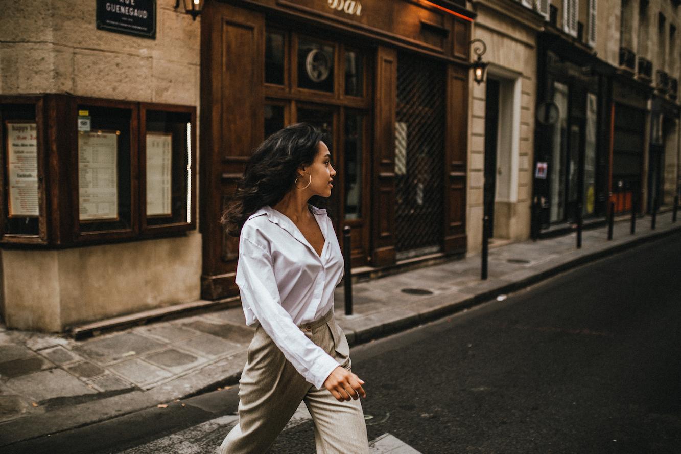 girl - model - Paris