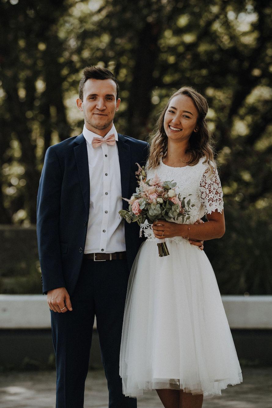 portrait ehepaar verheiratet