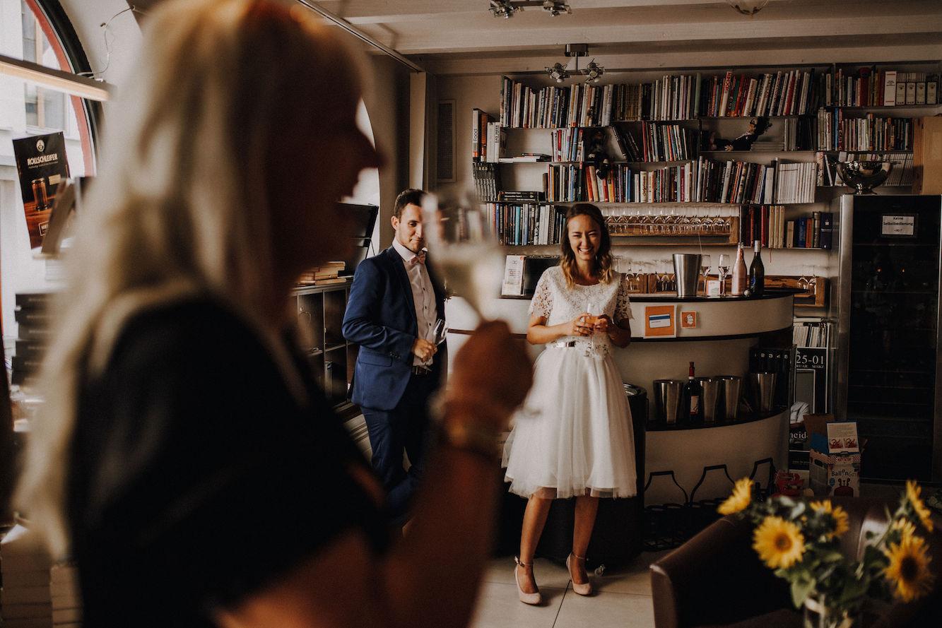 Hochzeitsfeier Reutlingen