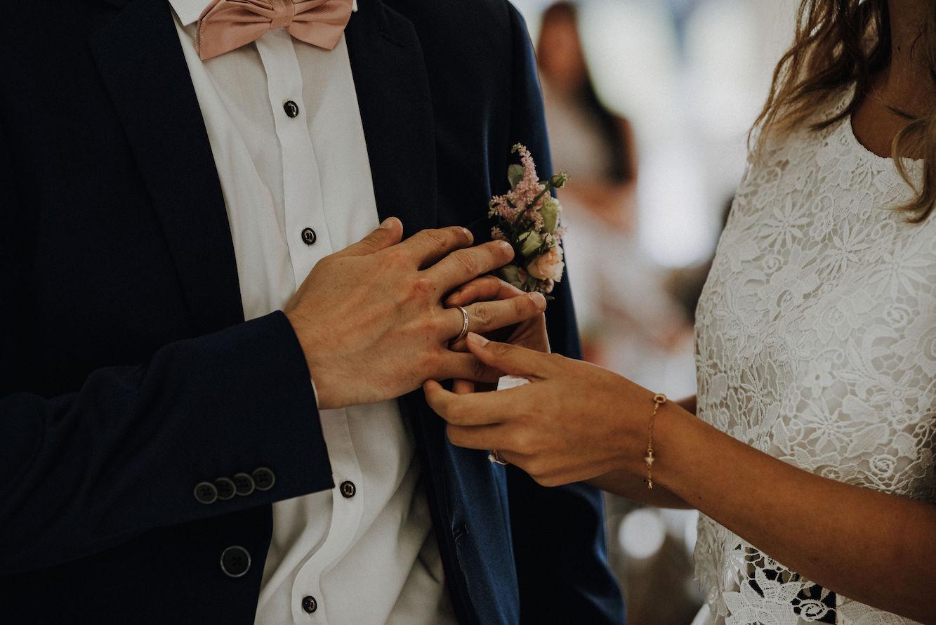 Ringtausch Eheringe
