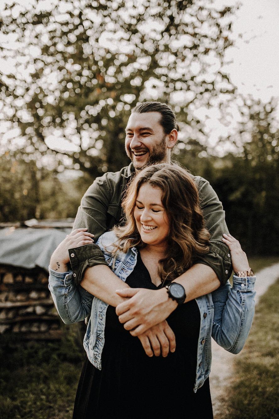 paar - happy couple - Nürtingen