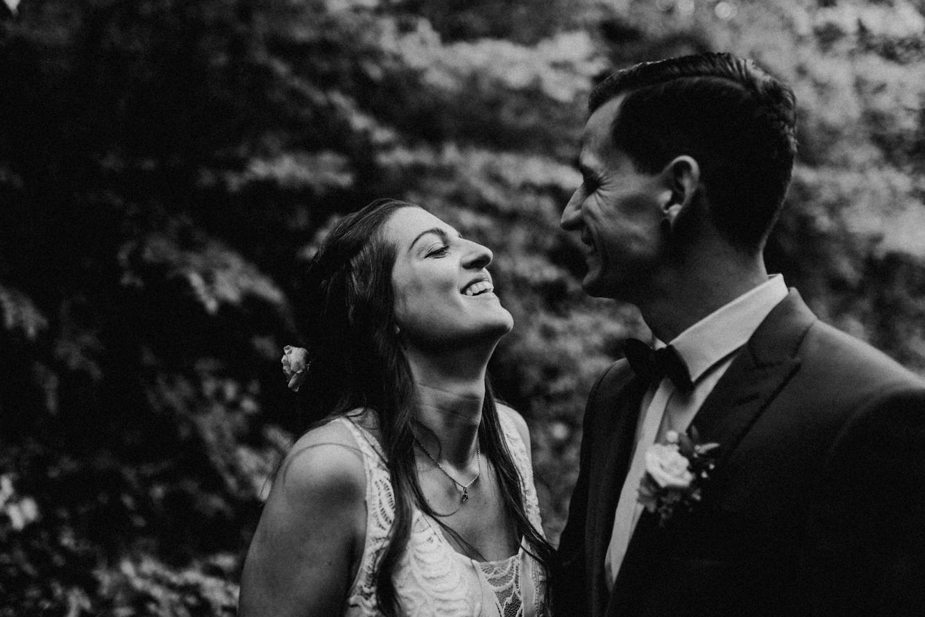 emotionales Brautpaar tübingen