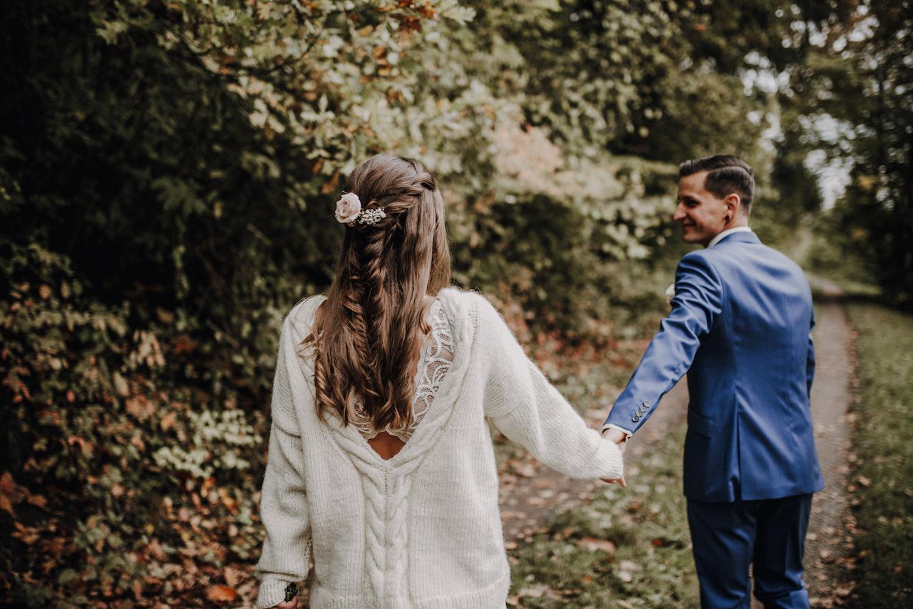 Brautpaar fotografie rottenburg