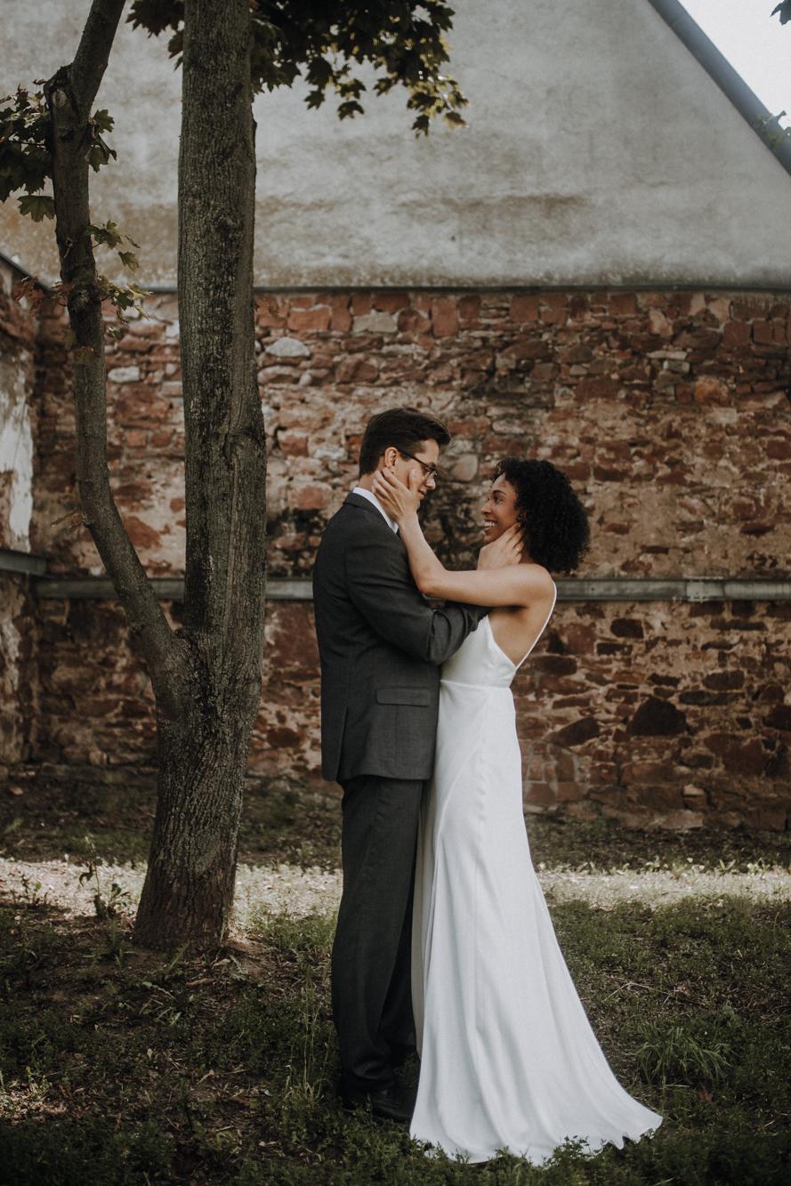 elopement - Hochzeitspaar - feudenheim
