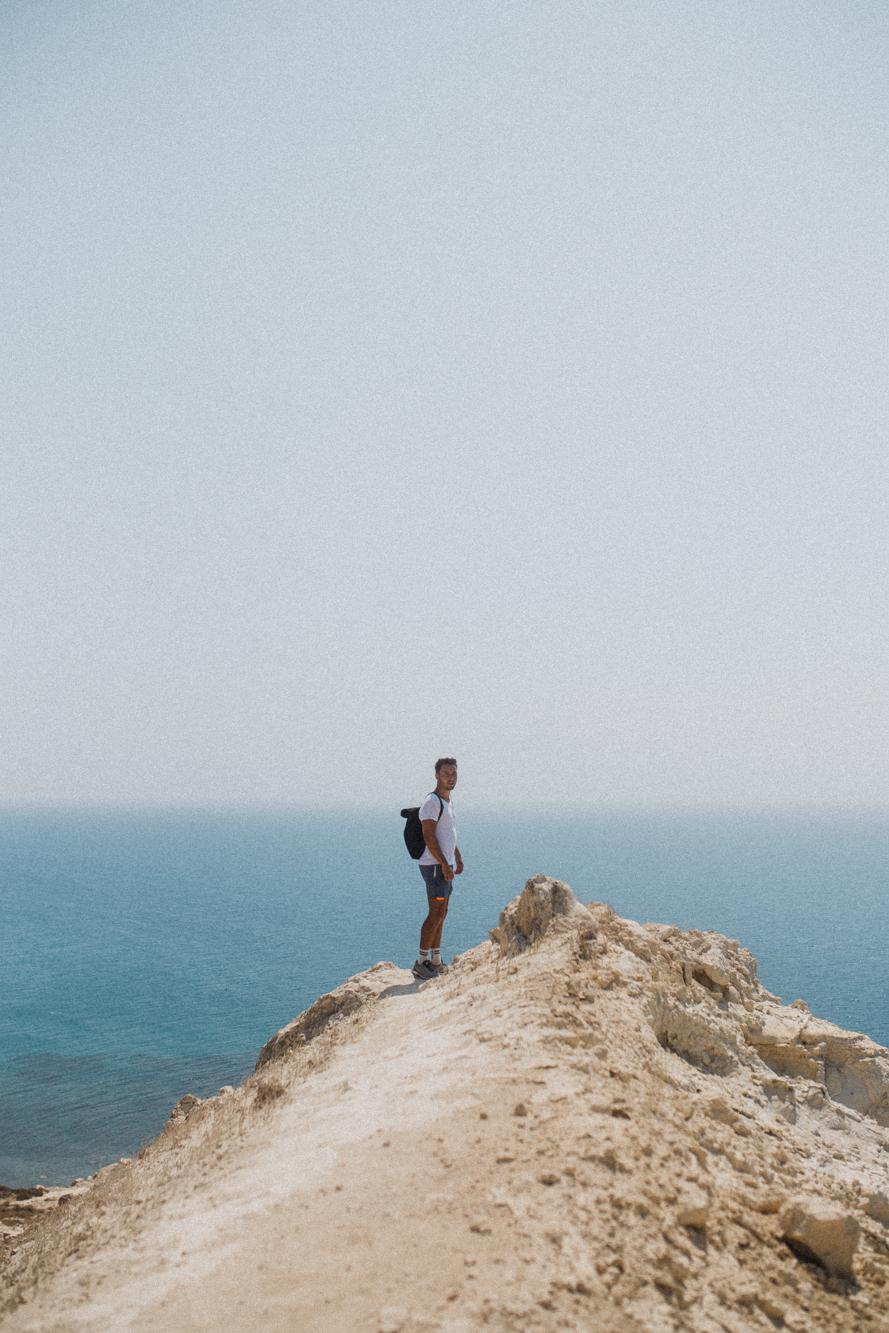 Cape Aspro Trail - Pissouri Bay - Hiking in Cyprus