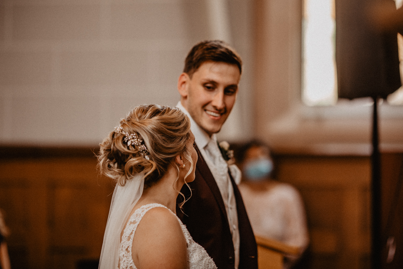 Hochzeitsfotograf Rottenburg - kirchliche Trauung