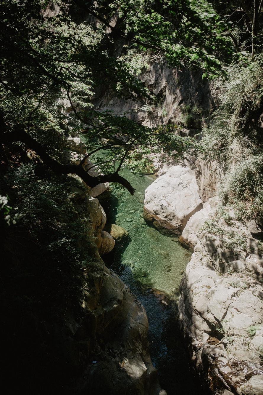 val grande - Nationalpark italien - wandern in italien
