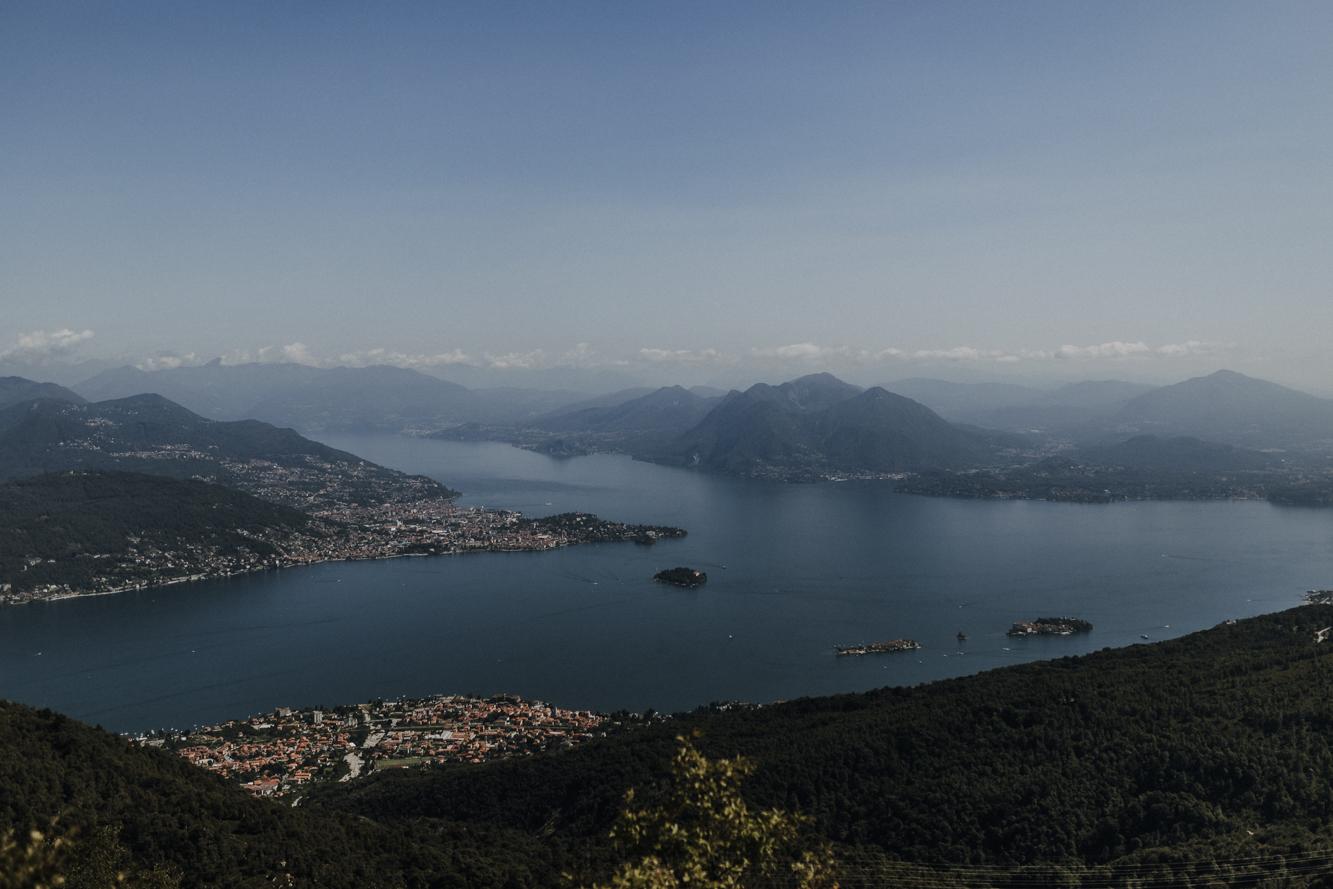 monte zughero - wandern am lago maggiore - berge