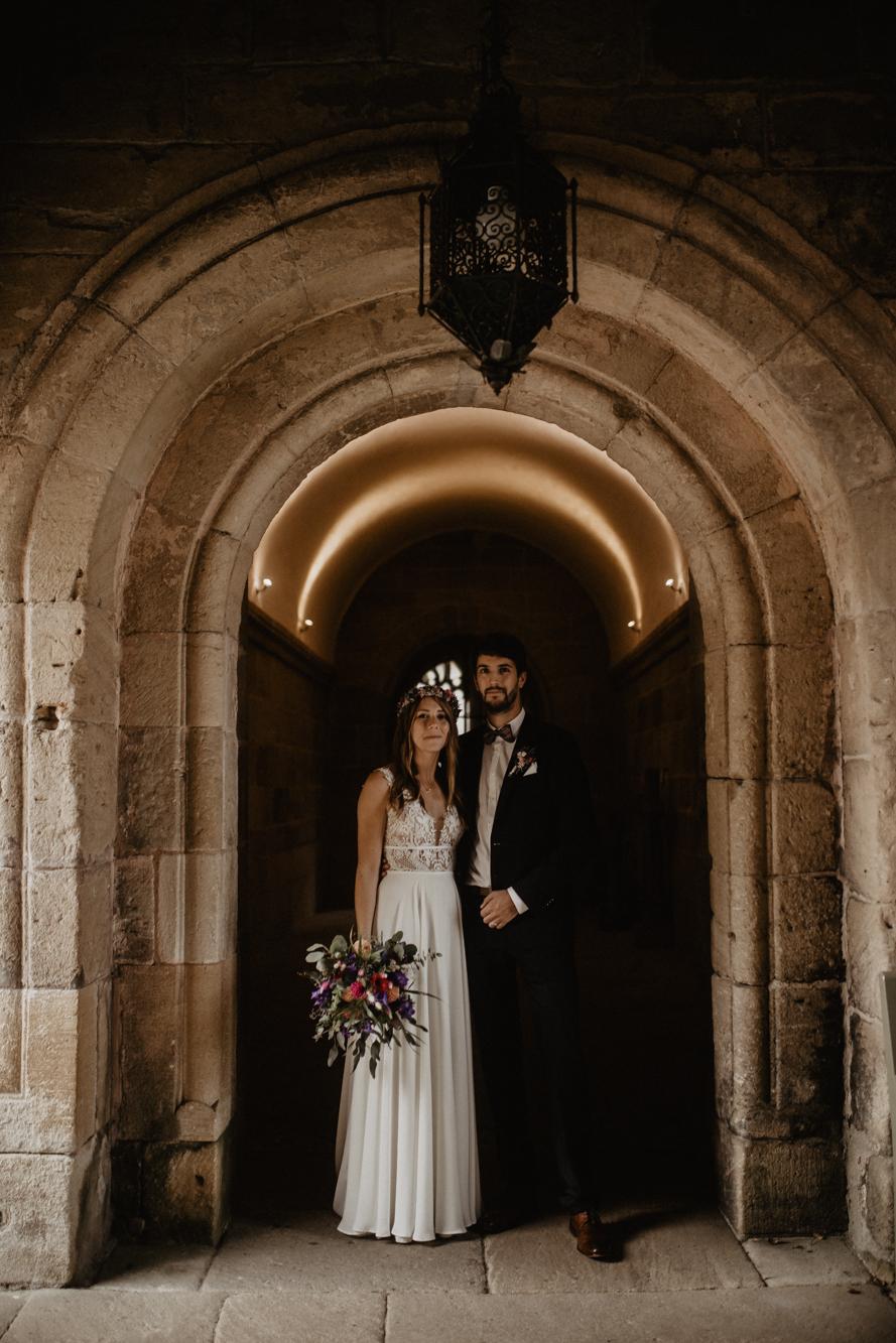 Hochzeit Bebenhausen - Steffi x Michael - Brautpaar