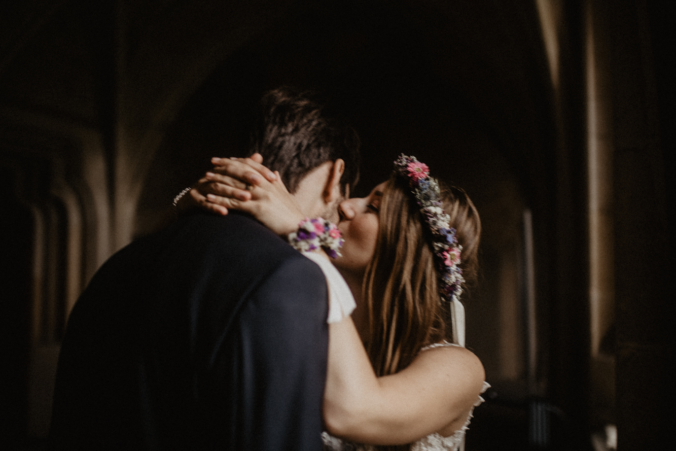 Hochzeitsfotograf Tübingen - schloss Bebenhausen - standesamtliche hochzeit