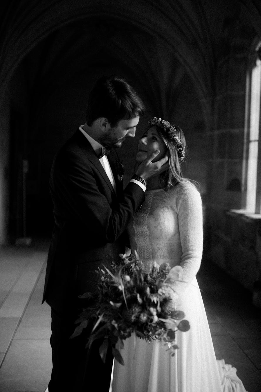 Paarfotografie - Hochzeitsfotografie - Standesamt Bebenhausen